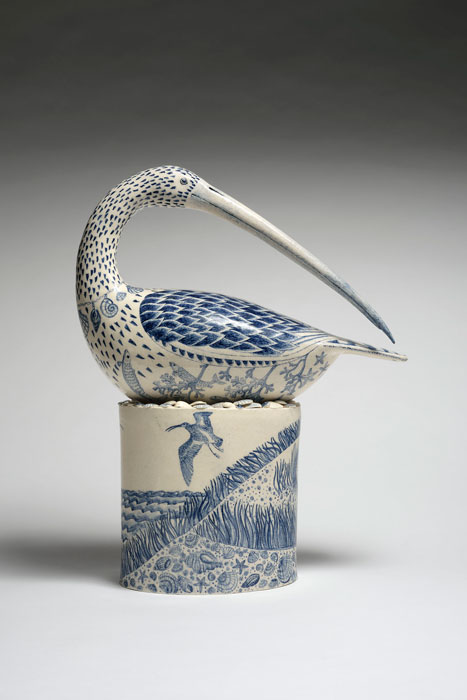 ceramic artwork by Georgina Warne